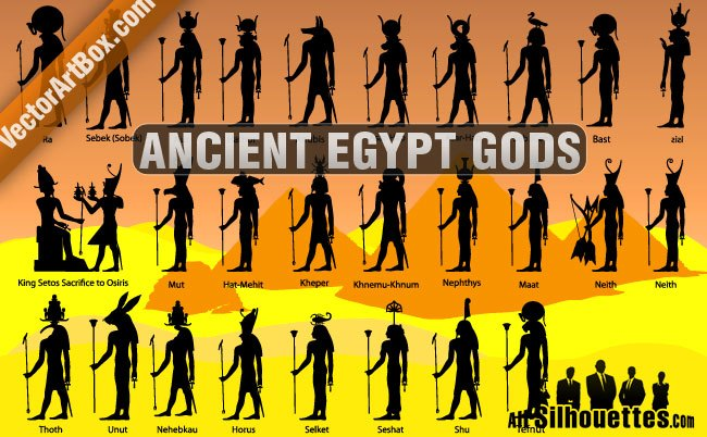 Ancient Egypt Gods
