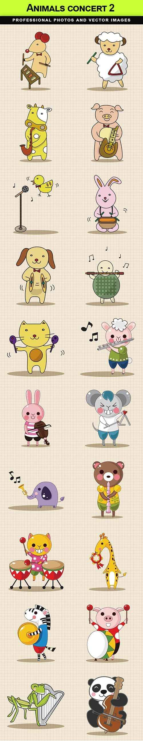 Animals concert 2
