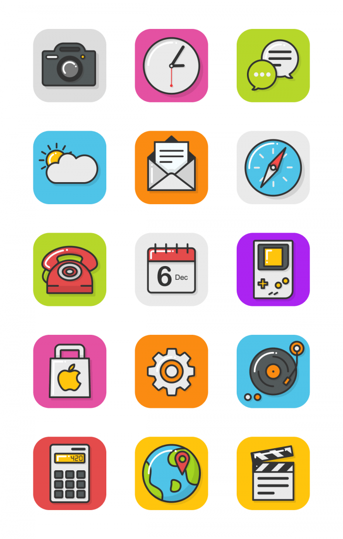 Animated Icons | IconStore