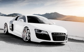 Audi R8 ADV1 Wheels Wallpapers | HD Wallpapers