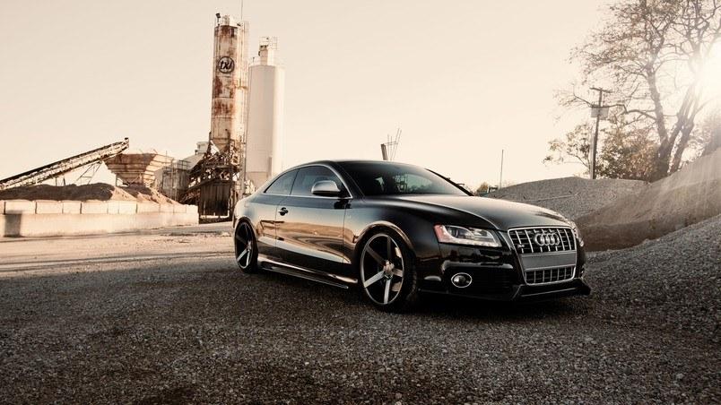 Audi S5 Tuning HD Wallpaper