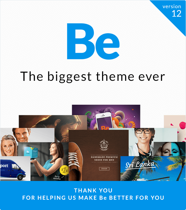 BeTheme – Responsive Multi-Purpose WordPress Theme – WordPress