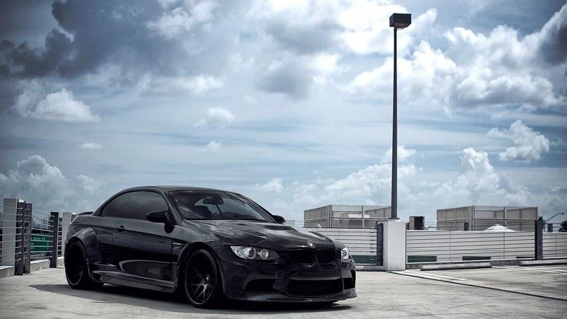 BMW M3 Convertible HD Wallpaper