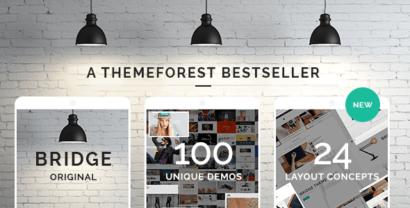 Bridge – Creative Multi-Purpose WordPress Theme – WordPress