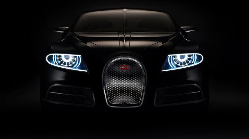 Bugatti 16C Galibier Front HD Wallpaper