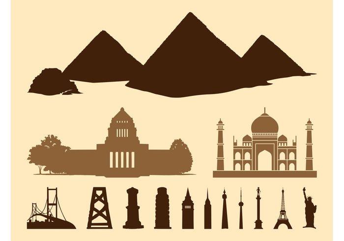 Buildings And Landmarks