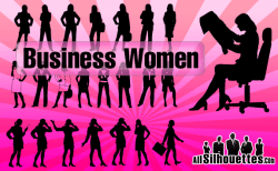 Business Women – All-Silhouettes
