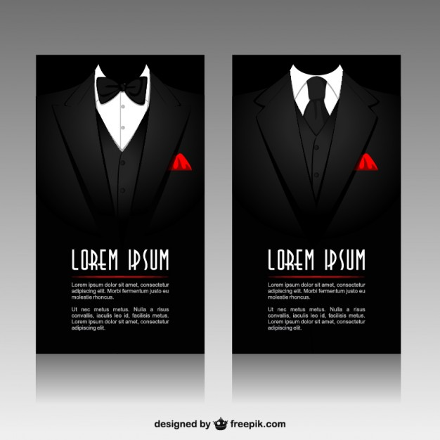 Businessman vector template   Vector | Free Download