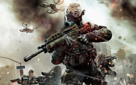 Call of Duty Black Ops 2 Game 2013 Wallpapers | HD Wallpapers