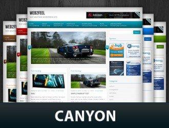 Canyon WordPress Themes
