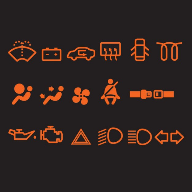 Car Pictograms set  Vector | Free Download
