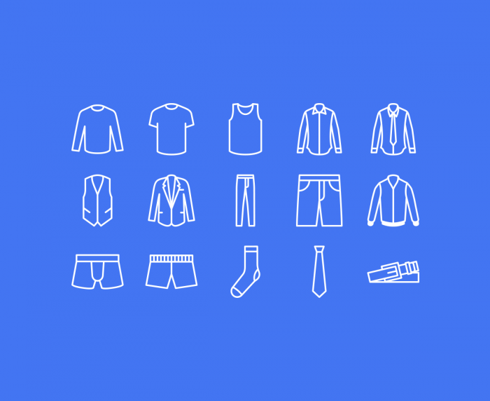 Clothing Icons | IconStore