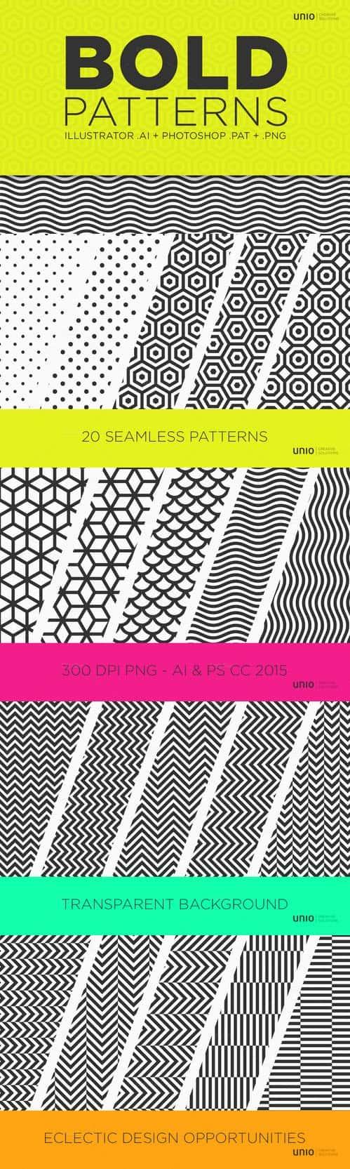 CM Bold Patterns