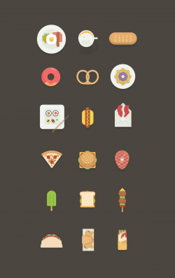 Cooking Icons | IconStore
