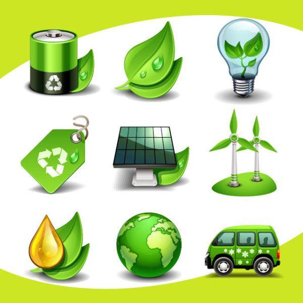 Creative Environmental icon 01