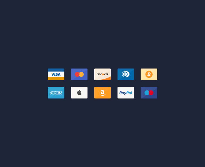 Credit Cards | IconStore
