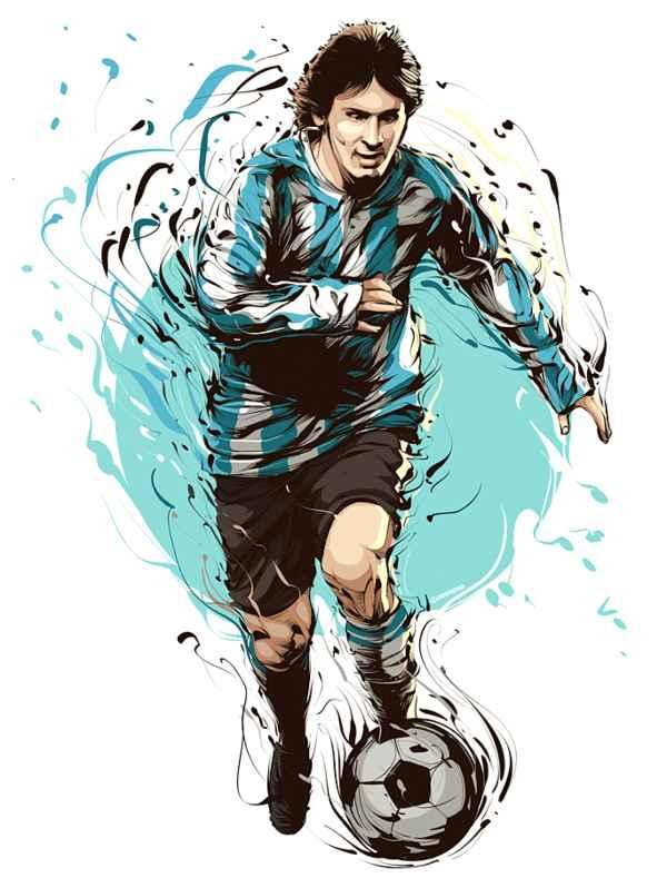 Cristiano-Siqueira-6 (Lionel Messi)