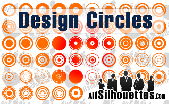 Design Circles – All-Silhouettes