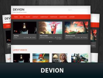 Devion WordPress Themes