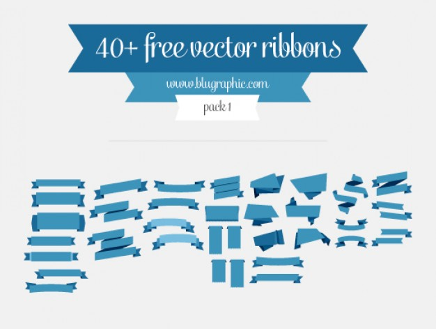 40 Diferents Ribbons