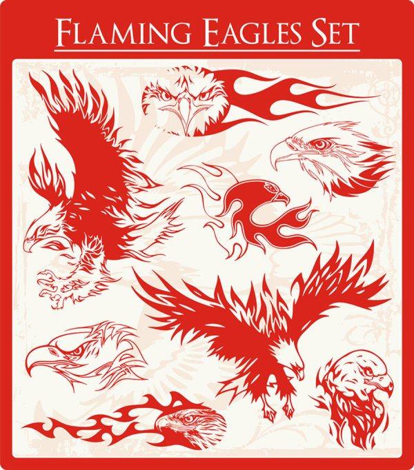 Eagle free vector 02