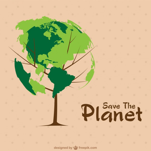 Earth Day concept image  Vector | Free Download