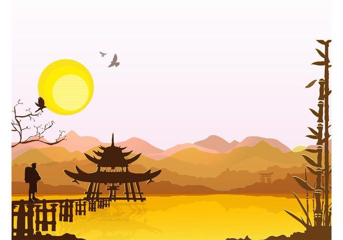Eastern Landscape