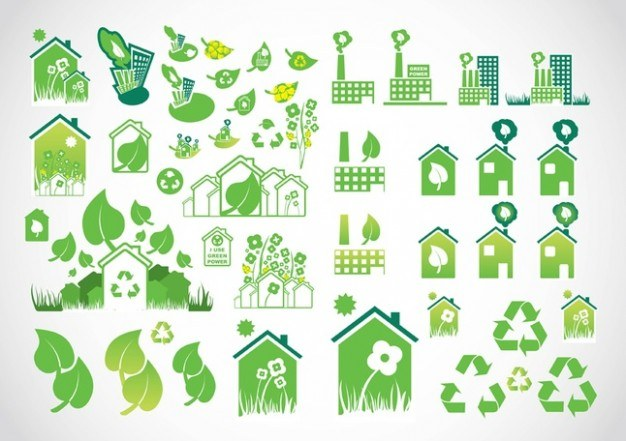 Environmental Icons  Vector | Free Download