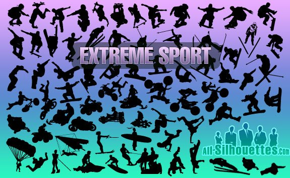 Extreme Sport – All-Silhouettes
