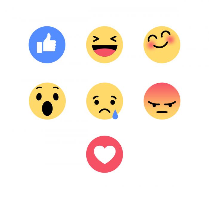 Facebook Emoji Freebie   IconStore