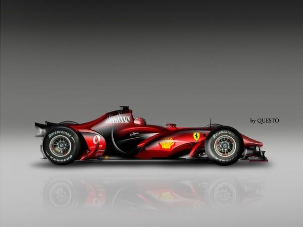 Ferrari F1 – Desktop Wallpapers HD Free Backgrounds
