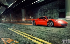 Ferrari 458 Italia Wallpapers | HD Wallpapers