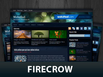Firecrow WordPress Themes