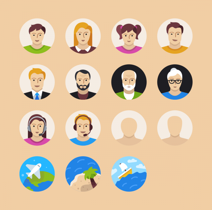 FlatFlow Icons | IconStore