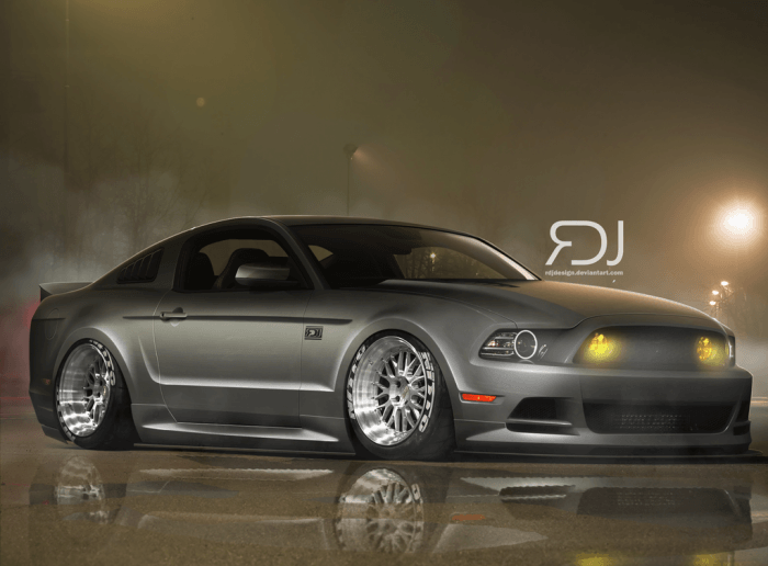 Ford Mustang by RDJDesign on DeviantArt