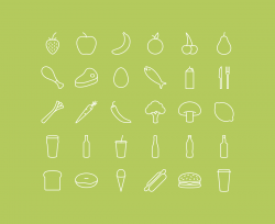 Free Food Icons | IconStore