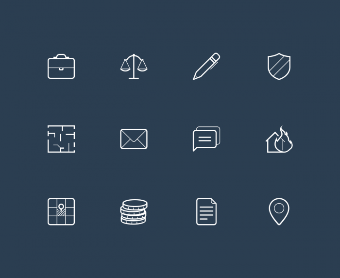 Free Legal Icons | IconStore