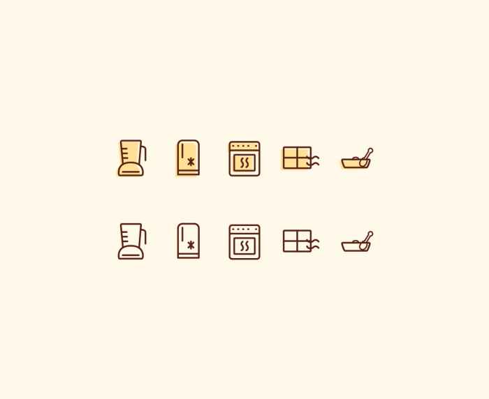 Free Line Icons Kitchen | IconStore