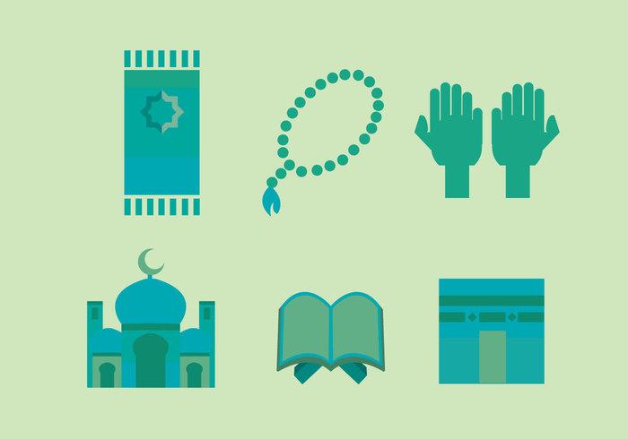 Free Makkah Vector Icon #2