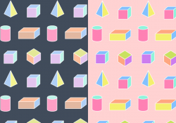 Free Seamless Geometric Pattern Vector – Download Free Vector Art, Stock Graphics & Images