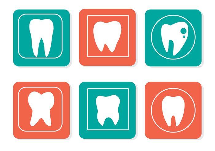Free Vector Teeth