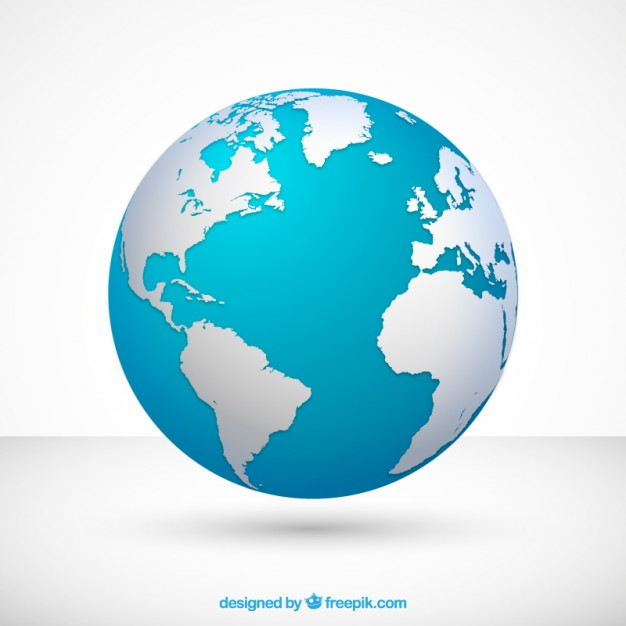 Globe Vector | Free Download
