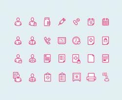 Health Icons | IconStore