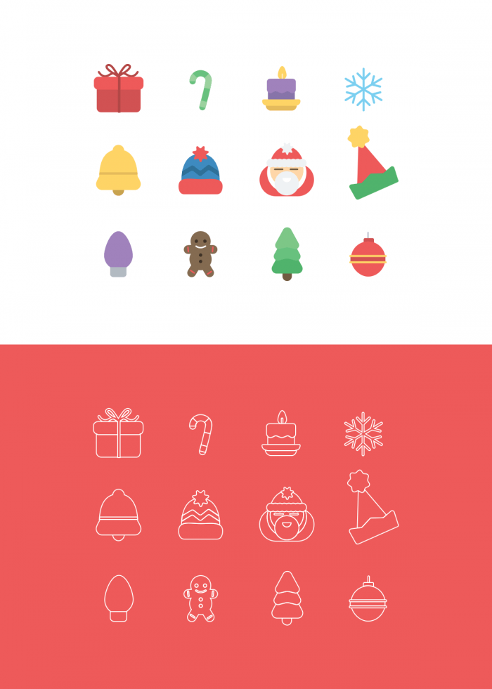 Holiday Icons | IconStore
