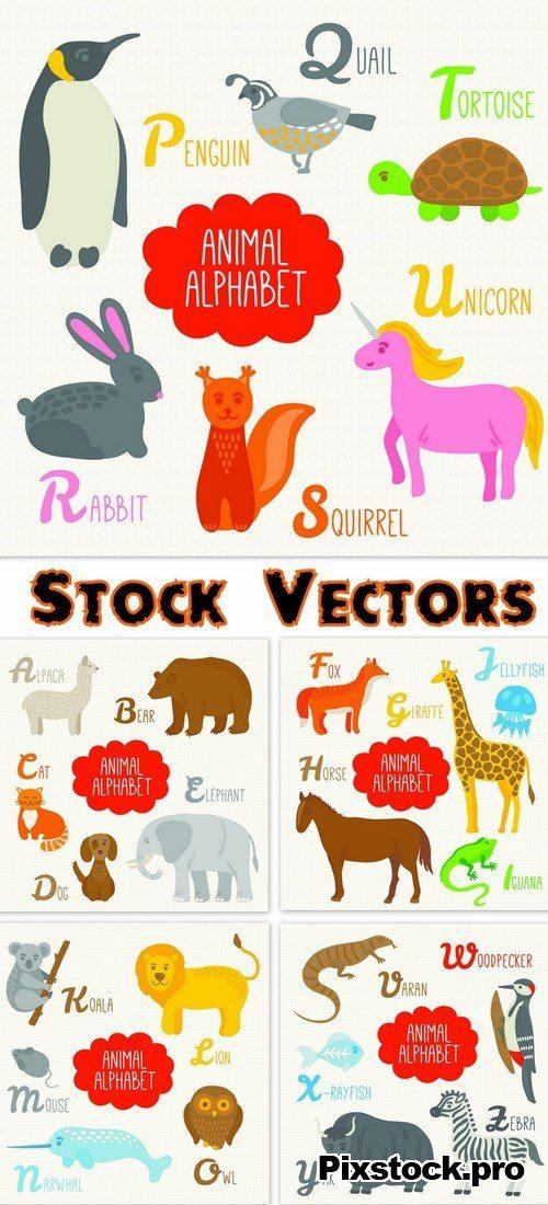 Illustration animals for children