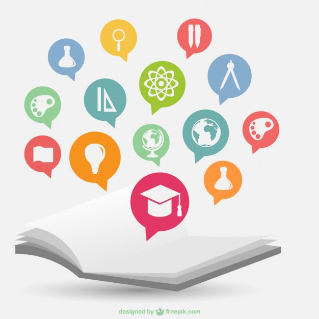 Infographic school template  Vector | Free Download