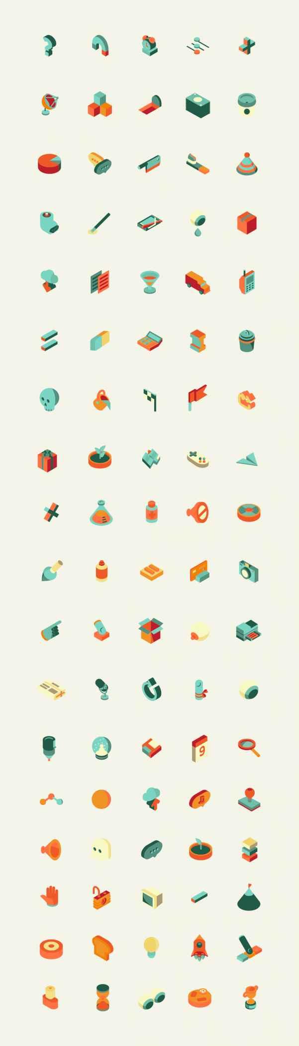 Isometricon | IconStore