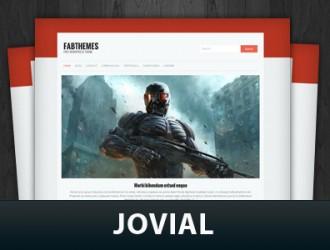 Jovial WordPress Themes