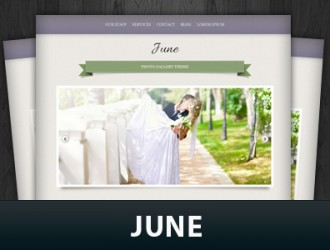 June WordPress Themes
