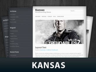 Kansas WordPress Themes